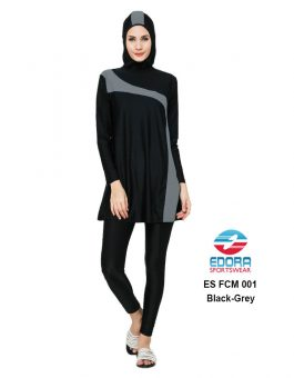 ES FCM 001 Black Grey