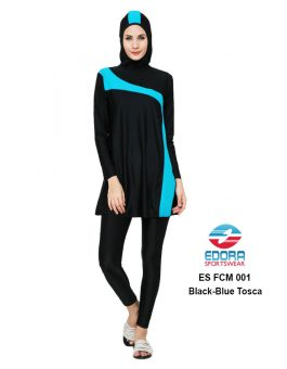 ES FCM 001 Black Blue Tosca
